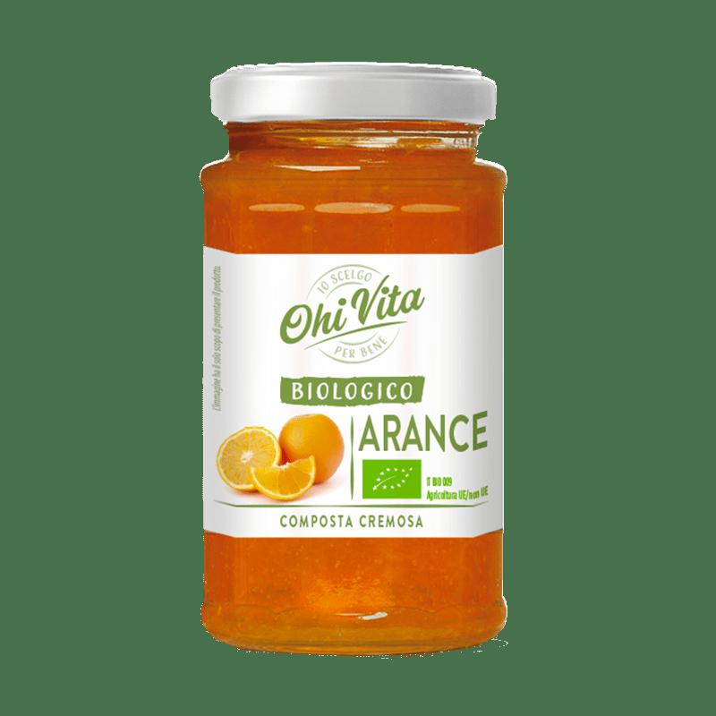 Composta cremosa di arance Box