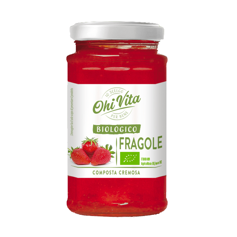 Composta cremosa di fragole Box