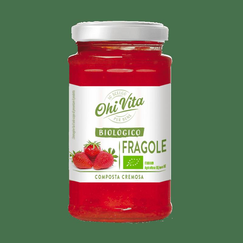 Composta cremosa di fragole Box