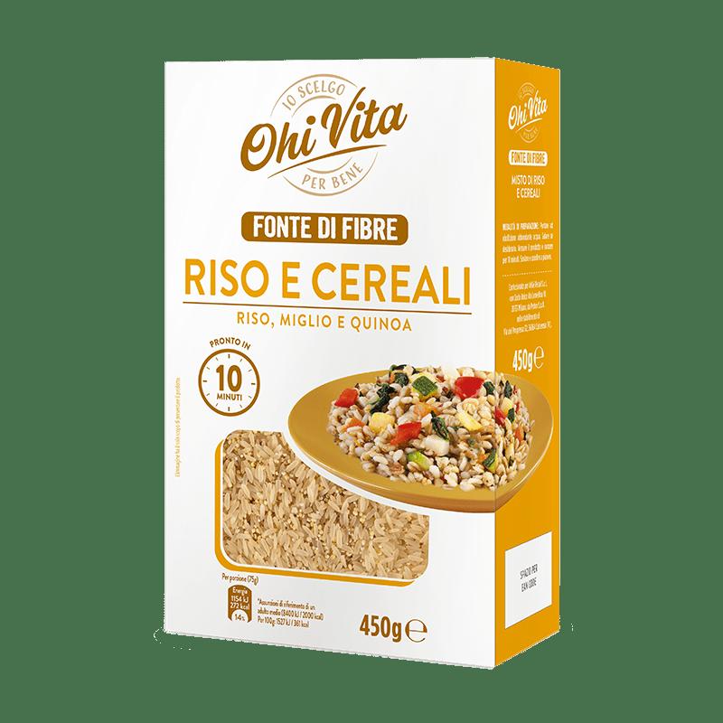 Riso e cereali Box