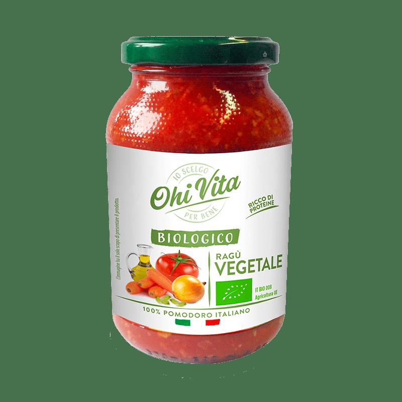 Ragù vegetale Box