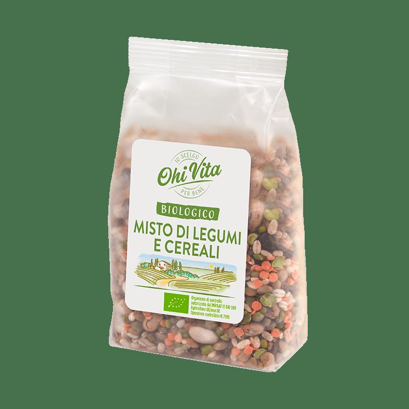 Misto di legumi e cereali Box