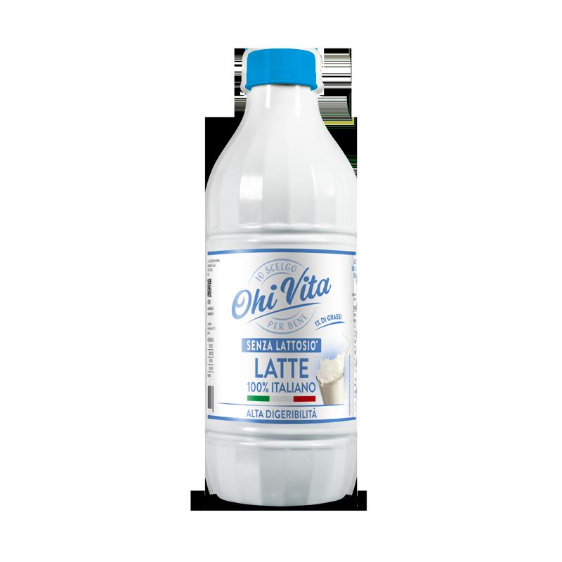 Latte senza lattosio Box